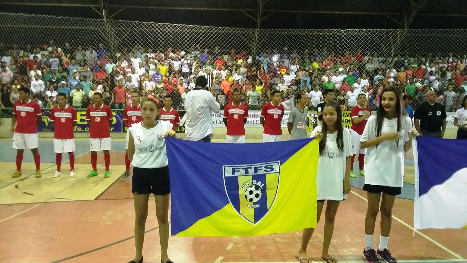 Colinas vence Pedro Afonso e é campeão Estadual da Série Ouro 20161119 205551