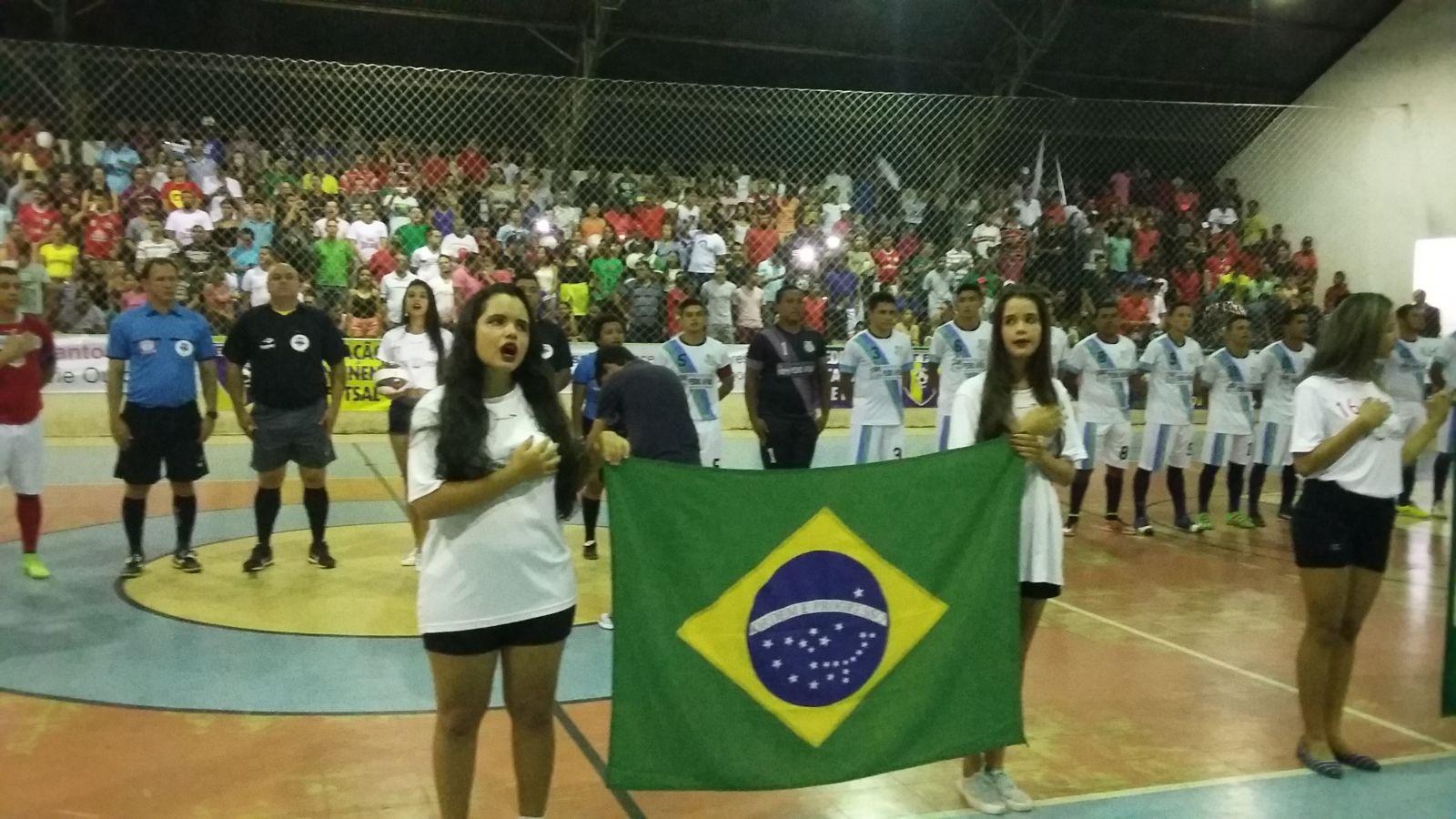 Colinas vence Pedro Afonso e é campeão Estadual da Série Ouro 20161119 205607