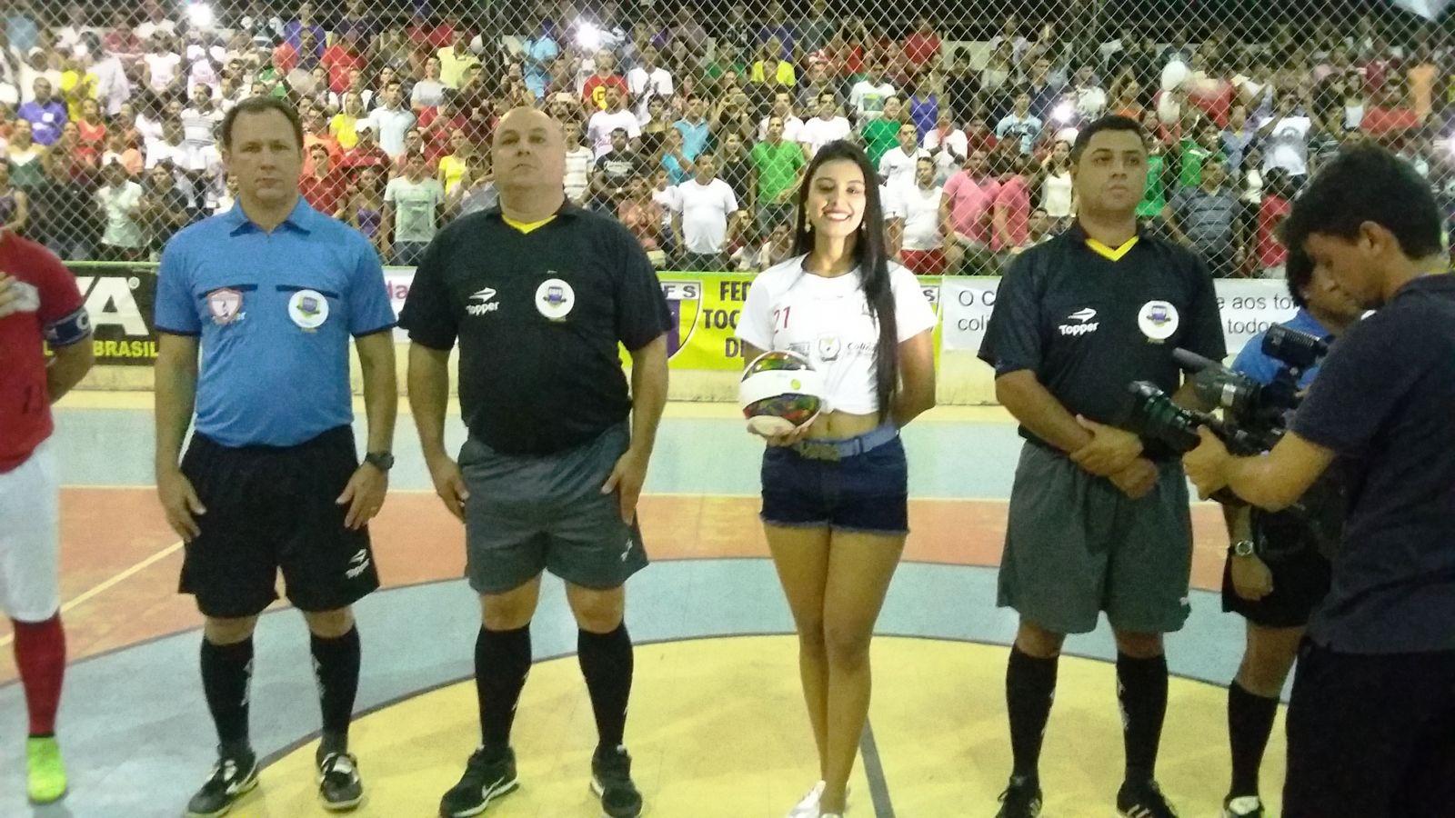 Colinas vence Pedro Afonso e é campeão Estadual da Série Ouro 20161119 205631