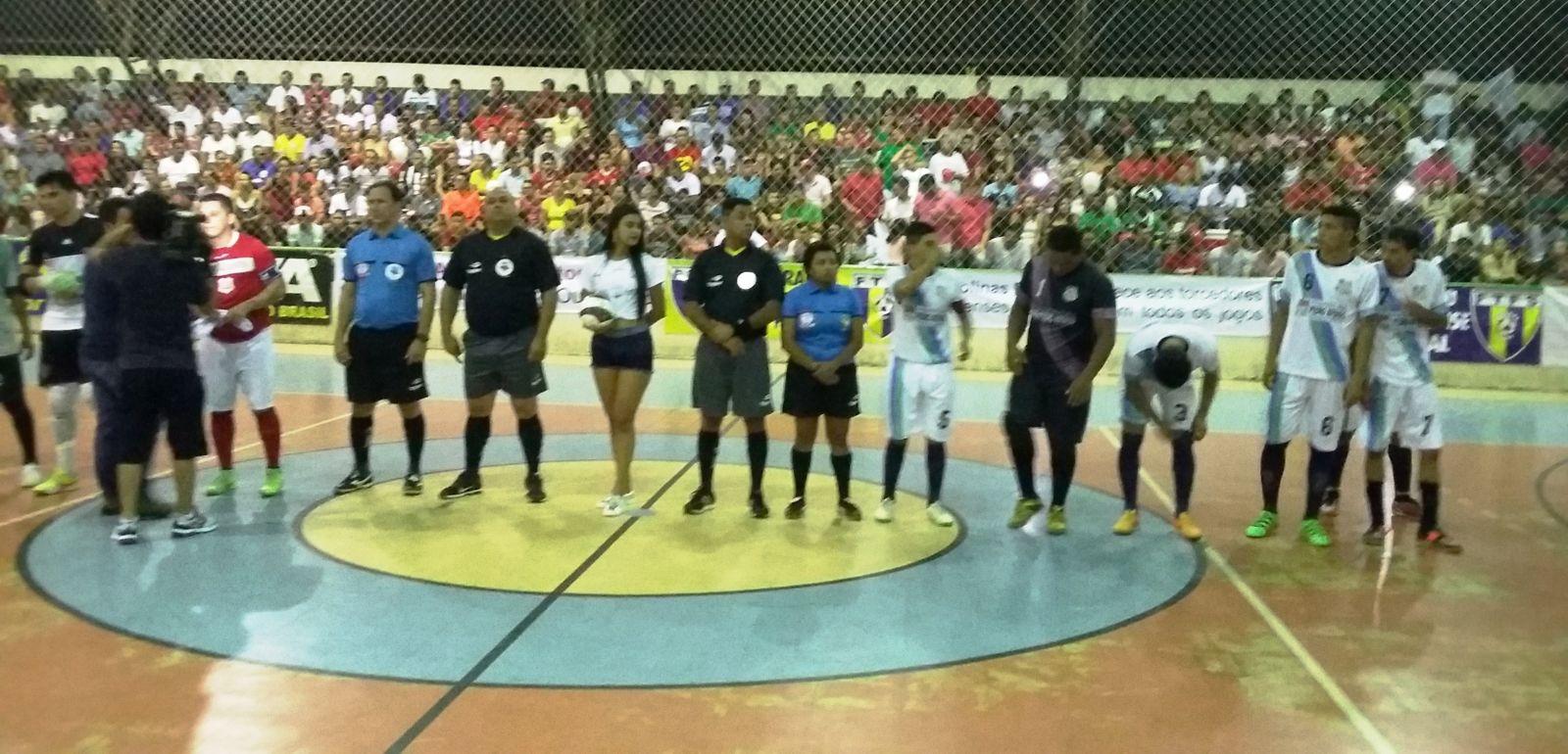 Colinas vence Pedro Afonso e é campeão Estadual da Série Ouro 20161119 205745