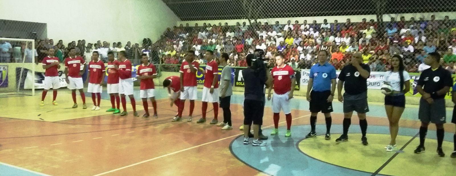 Colinas vence Pedro Afonso e é campeão Estadual da Série Ouro 20161119 205752
