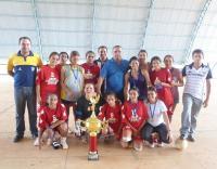 Clube dos Trinta conquista o estadual feminino